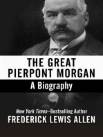 The Great Pierpont Morgan