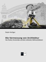 Die Vermessung von Architektur
