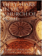 Fifty Years in the Church of Rome