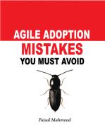 Agile Adoption Mistakes You Must Avoid