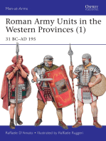 Roman Army Units in the Western Provinces (1)