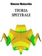 Teoria spettrale
