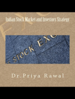 Indian Stock Market and Investors Strategy