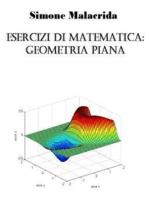 Esercizi di matematica: geometria piana
