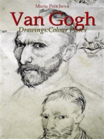 Van Gogh Drawings:Colour Plates