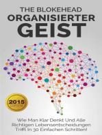Organisierter Geist
