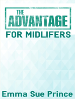 The Advantage for Mid-Lifers