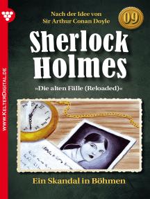 Sherlock Holmes 9 – Kriminalroman: Ein Skandal in Böhmen