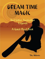 Dream Time Magic and Other Australian Legends - A Quick Read Book
