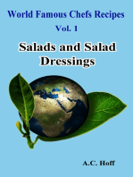 World Famous Chefs Recipes Vol. 1