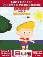 Bobby Gets a Bee Sting