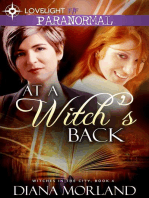 At a Witch's Back