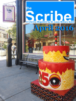 The Scribe April 2016