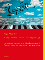 Komponieren lernen - Songwriting