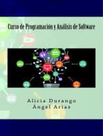 Curso de Programación y Análisis de Software
