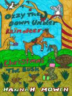 Ozzy the Down Under Reindeer