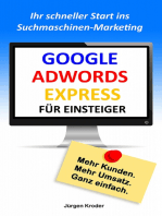 Google Adwords Express für Einsteiger