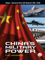 China's Military Power: A Net Assessment: A Net Assessment