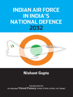 Indian Air Force in India's National Defence 2032