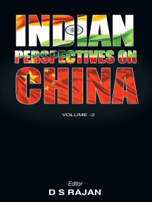 Indian Perspective on China