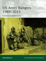 US Army Rangers 1989–2015