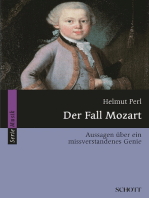 Der Fall Mozart