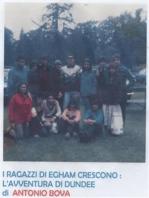 I ragazzi di Egham 78' crescono