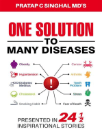 One Solution to Many Diseases