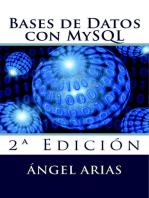 Bases de Datos con MySQL