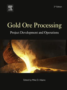 Gold Ore Processing: Project Development and Operations