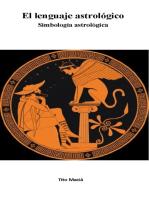 El Lenguaje Astrológico