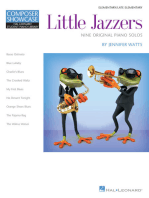 Little Jazzers - Nine Original Piano Solos: Hal Leonard Student Piano Library Composer Showcase Series Elemenentary/Late Elementary Level