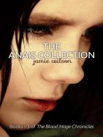 The Anais Collection, Books 1-3