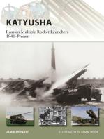 Katyusha: Russian Multiple Rocket Launchers 1941–Present
