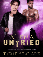 Alpha Untried (Lone Wolves, Book 4)