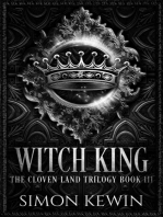 Witch King (The Cloven Land Trilogy, Book 3)