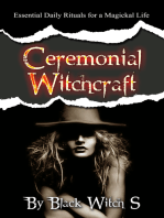 Ceremonial Witchcraft