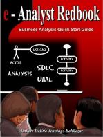 Business Analysis Quick Start Guide: e-Analyst Redbook