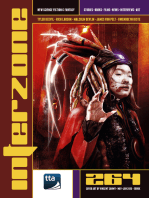 Interzone #264 (May-June 2016)