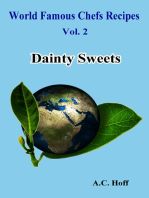 World Famous Chefs Recipes Vol. 2