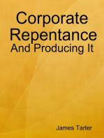 Corporate Repentance
