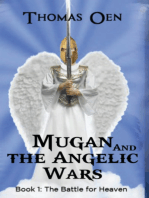 Mugan and the Angelic Wars