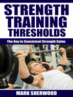 Strength Training Thresholds