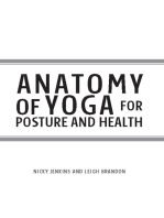 Anatomy of Yoga for Posture & Health