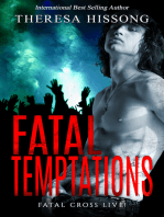 Fatal Temptations (Fatal Cross Live! Book 2)