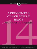 Tres preguntas clave sobre Jesús
