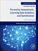 Formative Assessment, Learning Data Analytics and Gamification: In ICT Education