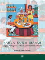Parla come mangi: Lingua portoghese e cibo in contesto interculturale