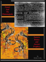 Daniel And The Dhammapada Eastern Beauty and Ancient Prophecy