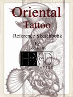 Oriental Tattoo: Reference Sketchbook
